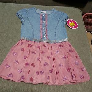 New Heart Dress